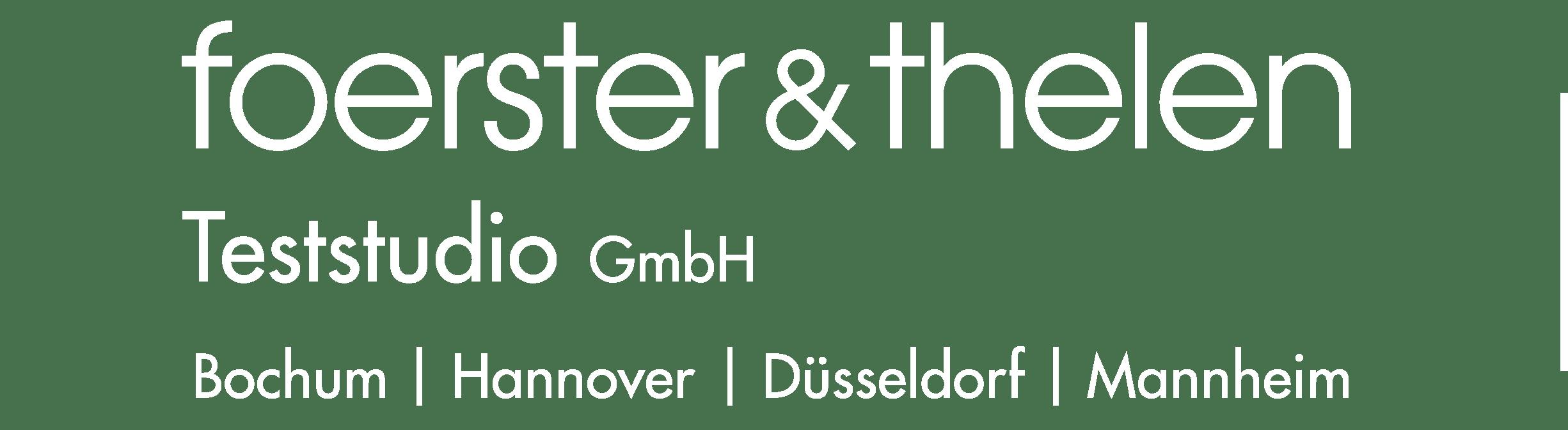 Foerster & Thelen Teststudio GmbH